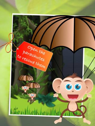 Go Monkey Rescue HD