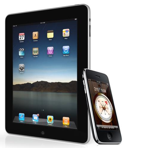 Как подключить iPhone к iPad
