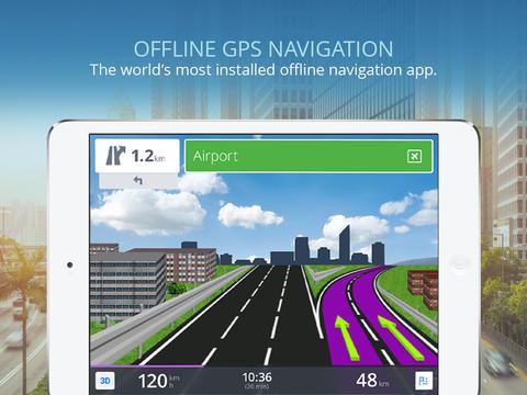 навигатор для Ios без интернета - фото 10